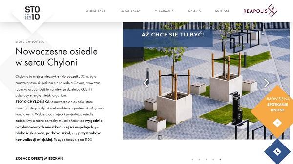 Nowa strona www STO10 Chylońska
